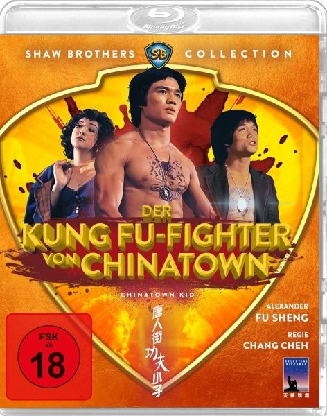 Kung Fu-Fighter von Chinatown, Der (Shaw Brothers Collection) (BLURAY)