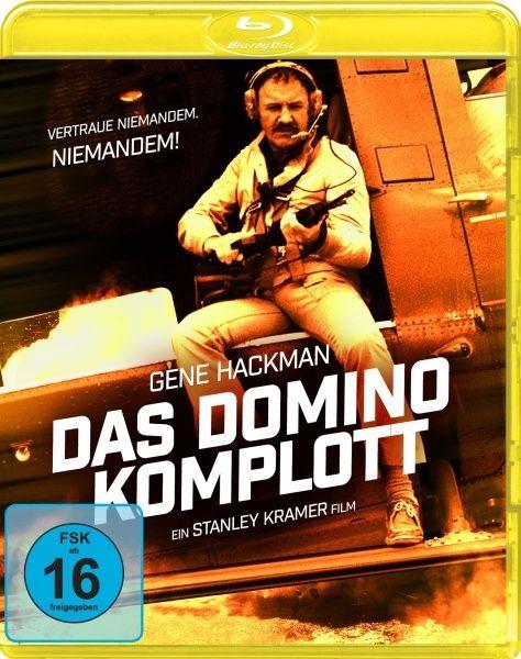 Domino Komplott, Das (BLURAY)