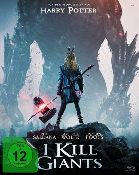 I Kill Giants (BLURAY)