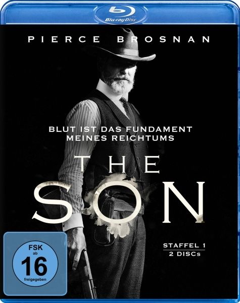 Son, The - Staffel 1 (2 Discs) (BLURAY)