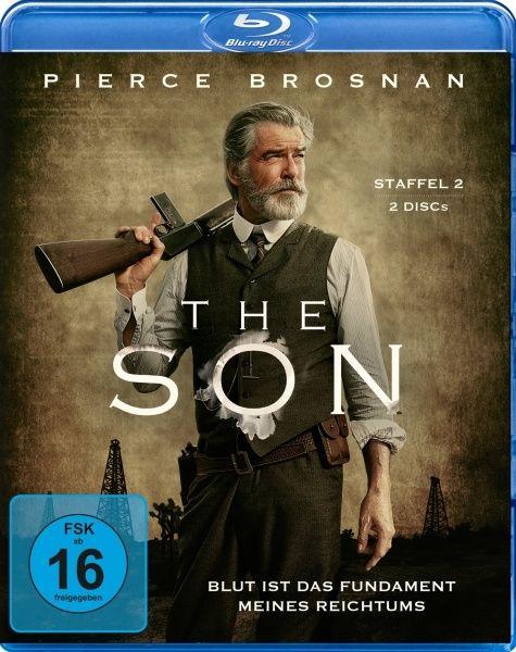 Son, The - Staffel 2 (2 Discs) (BLURAY)