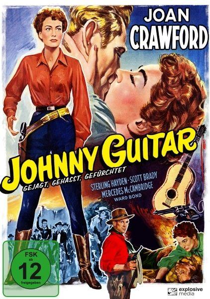 Johnny Guitar - Gejagt, gehaßt, gefürchtet