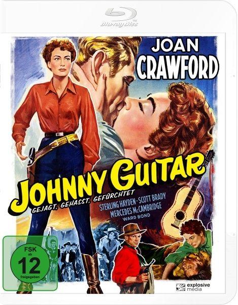 Johnny Guitar - Gejagt, gehaßt, gefürchtet (BLURAY)