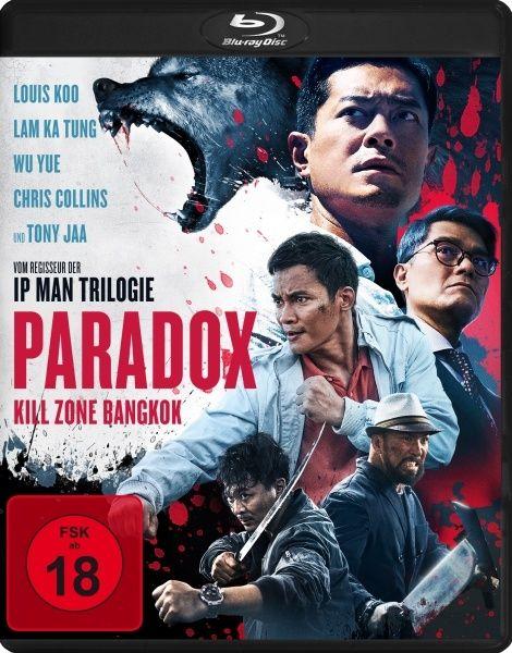 Paradox - Kill Zone Bangkok (BLURAY)