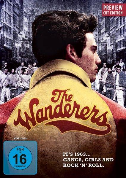 Wanderers, The (1979) (Preview Cut Edition)