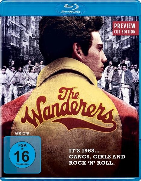 Wanderers, The (1979) (Preview Cut Edition) (BLURAY)