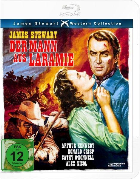 Mann aus Laramie, Der (BLURAY)