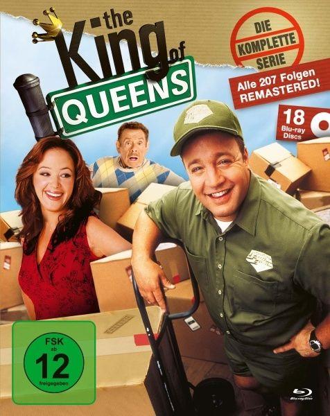 King of Queens - Die komplette Serie (Neuauflage) (18 Discs) (BLURAY)