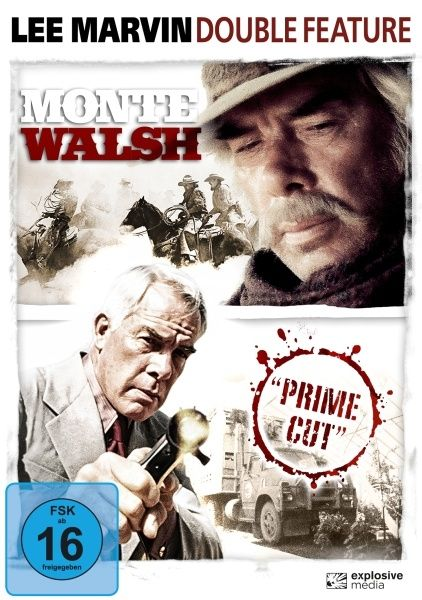 Monte Walsh / Prime Cut (Lee Marvin Double Feature) (2 Discs)