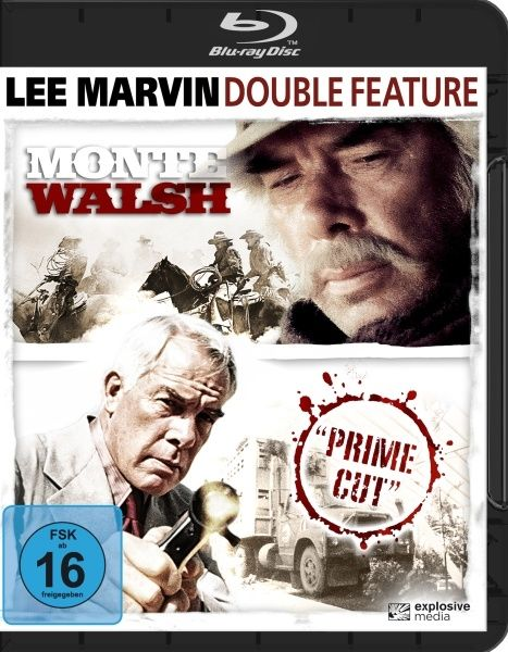 Monte Walsh / Prime Cut (Lee Marvin Double Feature) (2 Discs) (BLURAY)