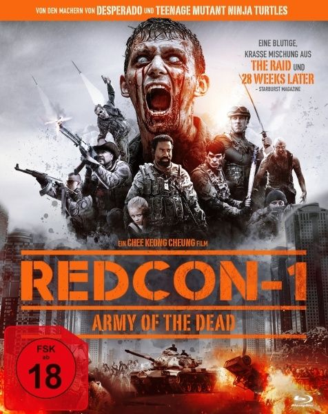 Redcon-1 - Army of the Dead (BLURAY)