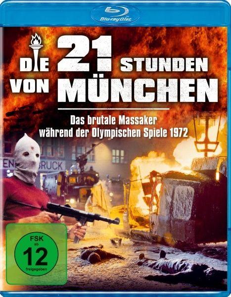 21 Stunden von München, Die (BLURAY)
