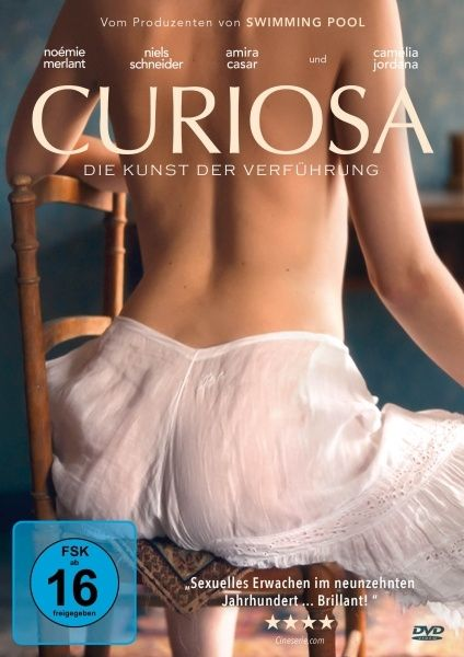Curiosa - Die Kunst der Verführung