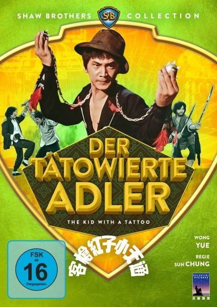 Tätowierte Adler, Der (Shaw Brothers Collection)