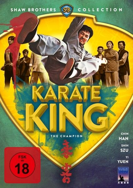 Karate King (Shaw Brothers Collection)