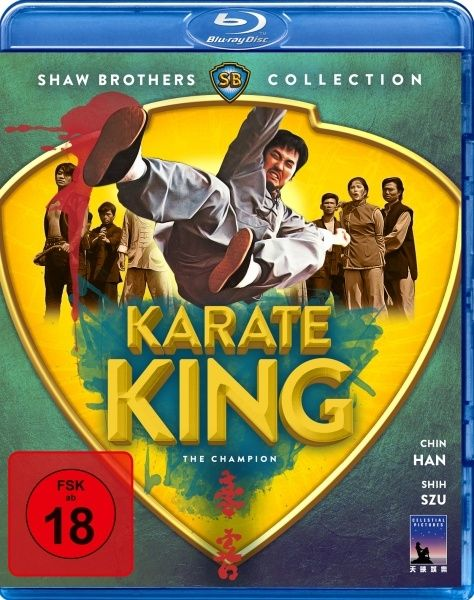 Karate King (Shaw Brothers Collection) (BLURAY)