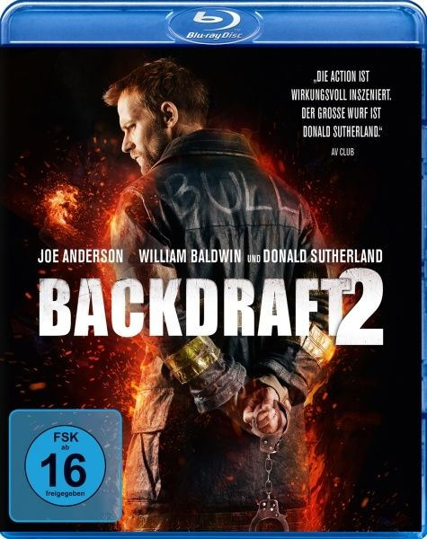 Backdraft 2 (BLURAY)