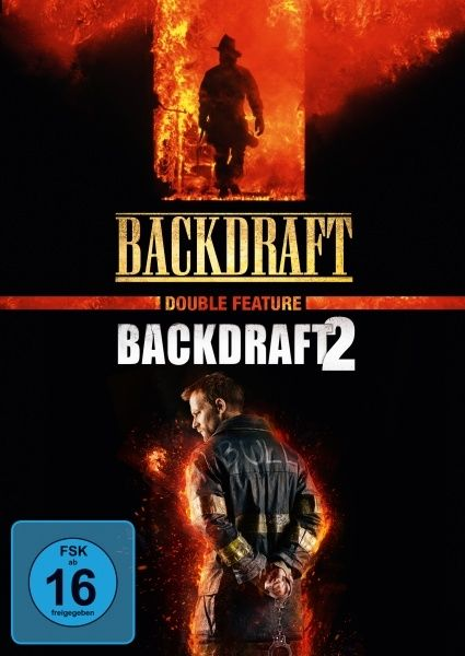 Backdraft 1+2 (Double Feature) (2 Discs)