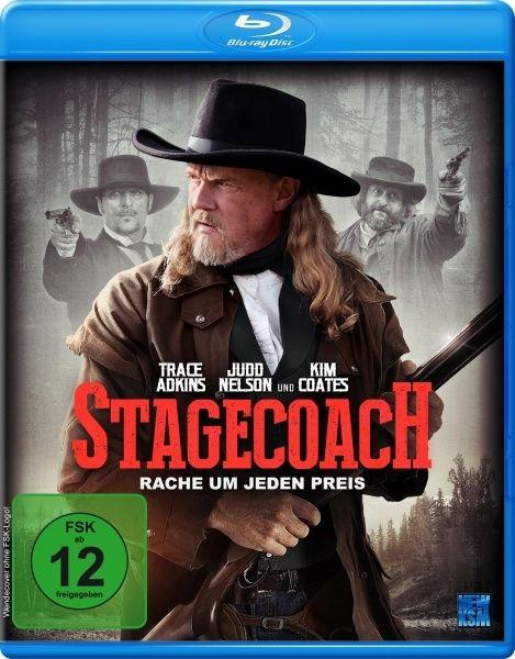 Stagecoach - Rache um jeden Preis (BLURAY)