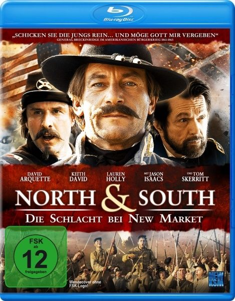 North & South - Die Schlacht bei New Market (BLURAY)