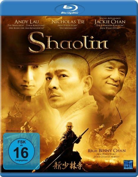 Shaolin (BLURAY)