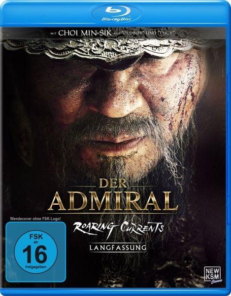 Admiral, Der - Roaring Currents (Langfassung) (BLURAY)