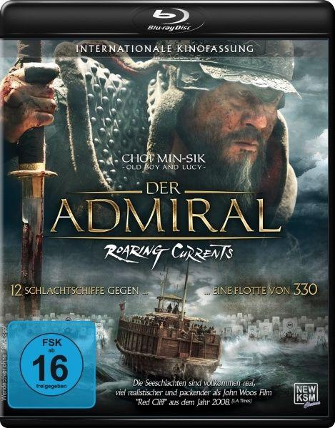 Admiral, Der - Roaring Currents (Kinofassung) (BLURAY)