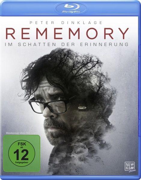 Rememory - Im Schatten der Erinnerung (BLURAY)