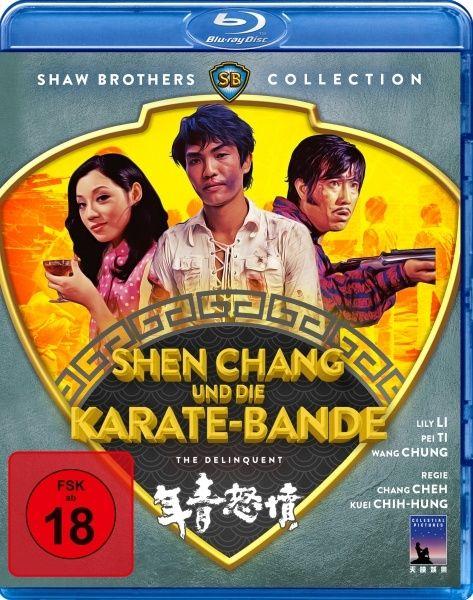 Shen Chang und die Karate-Bande (Shaw Brothers Collection) (BLURAY)