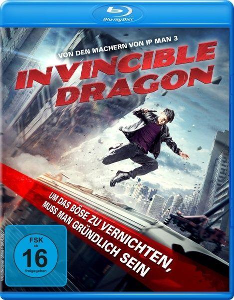 Invincible Dragon (BLURAY)