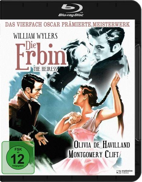 Erbin, Die (BLURAY)