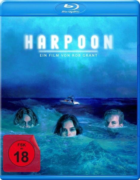 Harpoon (BLURAY)