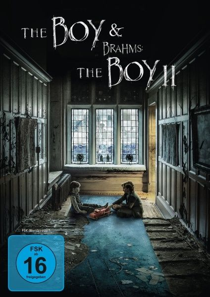 Boy, The /  Brahms: The Boy II (Double Feature) (2 Discs)