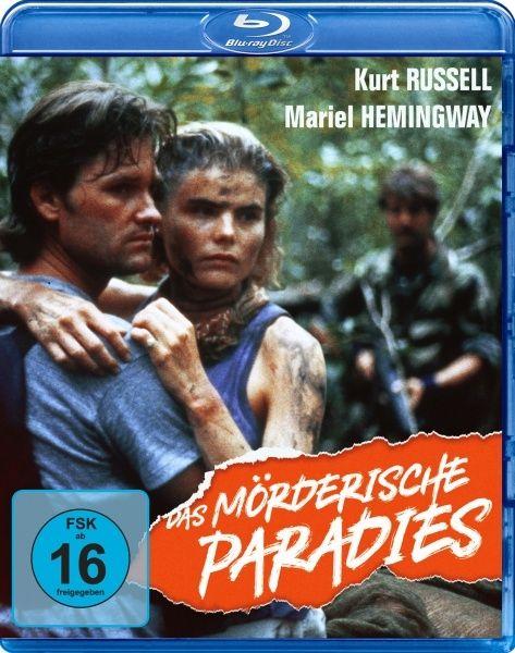 Mörderische Paradies, Das (BLURAY)
