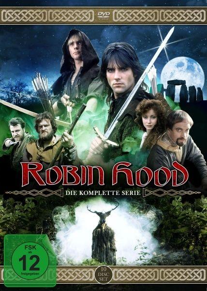 Robin Hood - Die komplette Serie (10 Discs)