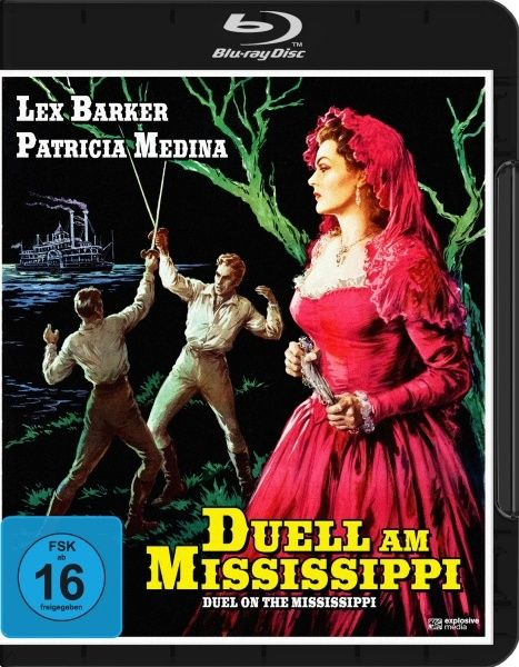 Duell am Mississippi (BLURAY)