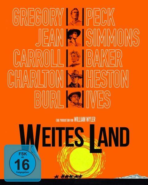 Weites Land (Special Edition) (2 DVD + BLURAY)