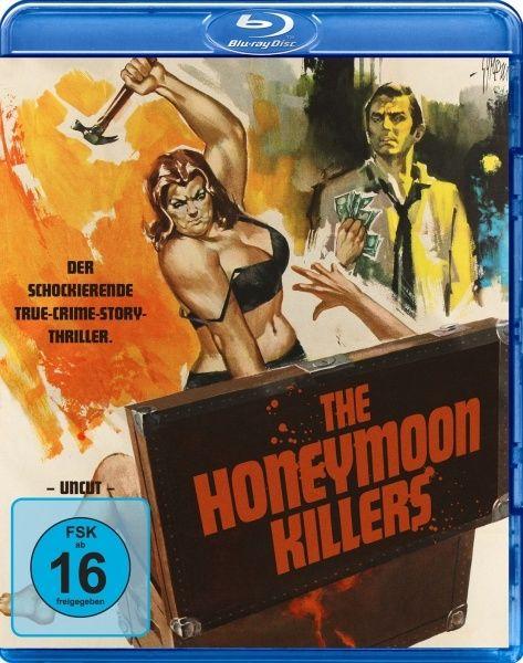 Honeymoon Killers, The (BLURAY)