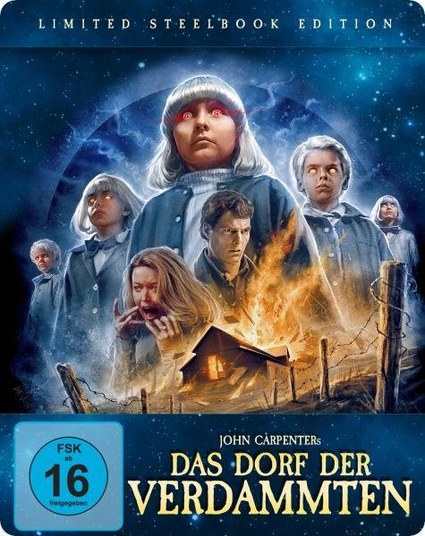 Dorf der Verdammten, Das (Lim. Steelbook) (DVD + BLURAY)