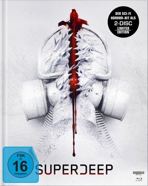 Superdeep (Lim. Uncut Mediabook) (UHD BLURAY + BLURAY)