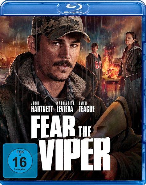 Fear the Viper (BLURAY)