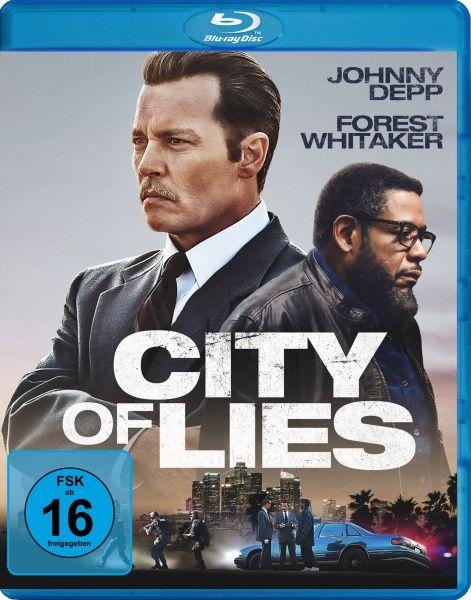 City of Lies (BLURAY)