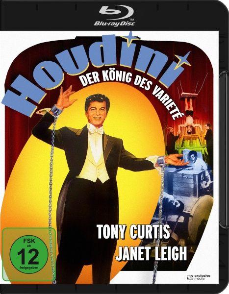 Houdini, der König des Variete (BLURAY)