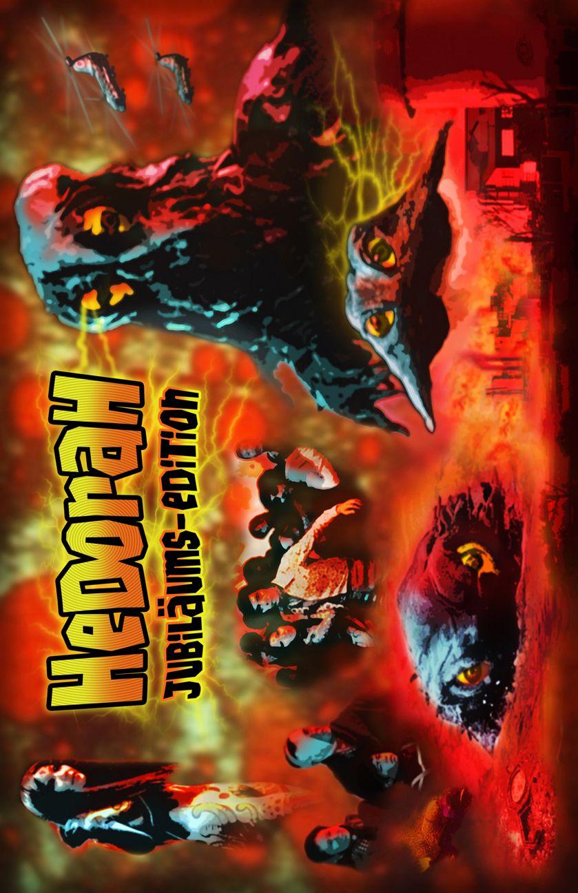 Frankensteins Kampf gegen die Teufelsmonster (Hedorah Jubiläums-Edition) (Lim. gr. Hartbox)