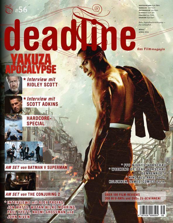 Deadline # 56