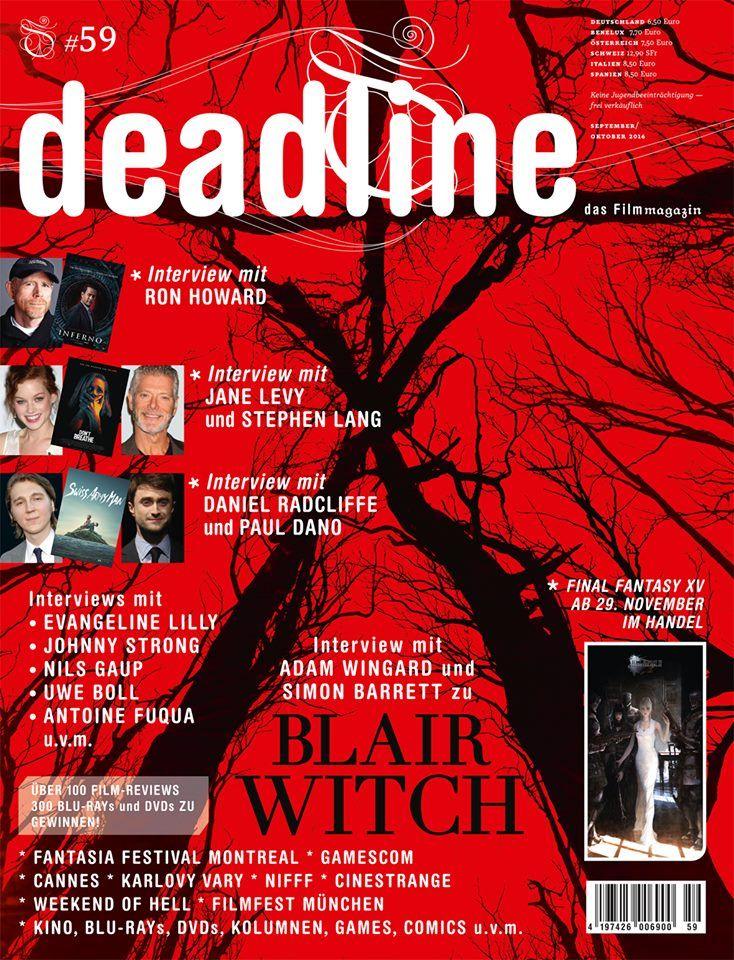 Deadline # 59