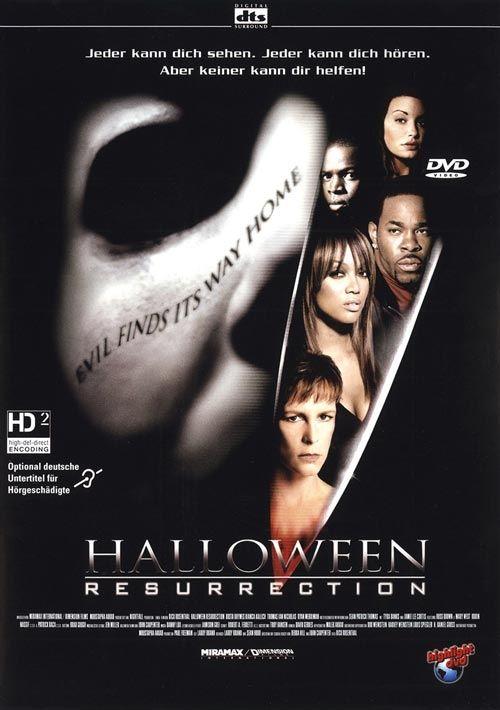 Halloween 8: Resurrection