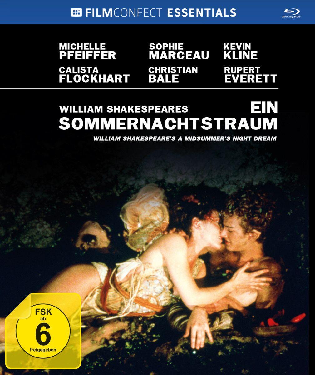 Sommernachtstraum, Ein (Lim. Uncut Mediabook) (BLURAY)