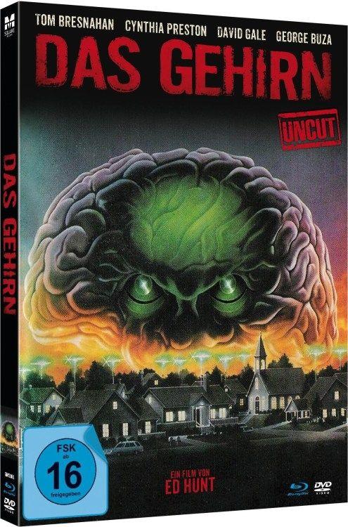 Gehirn, Das (Lim. Uncut Mediabook) (DVD + BLURAY)