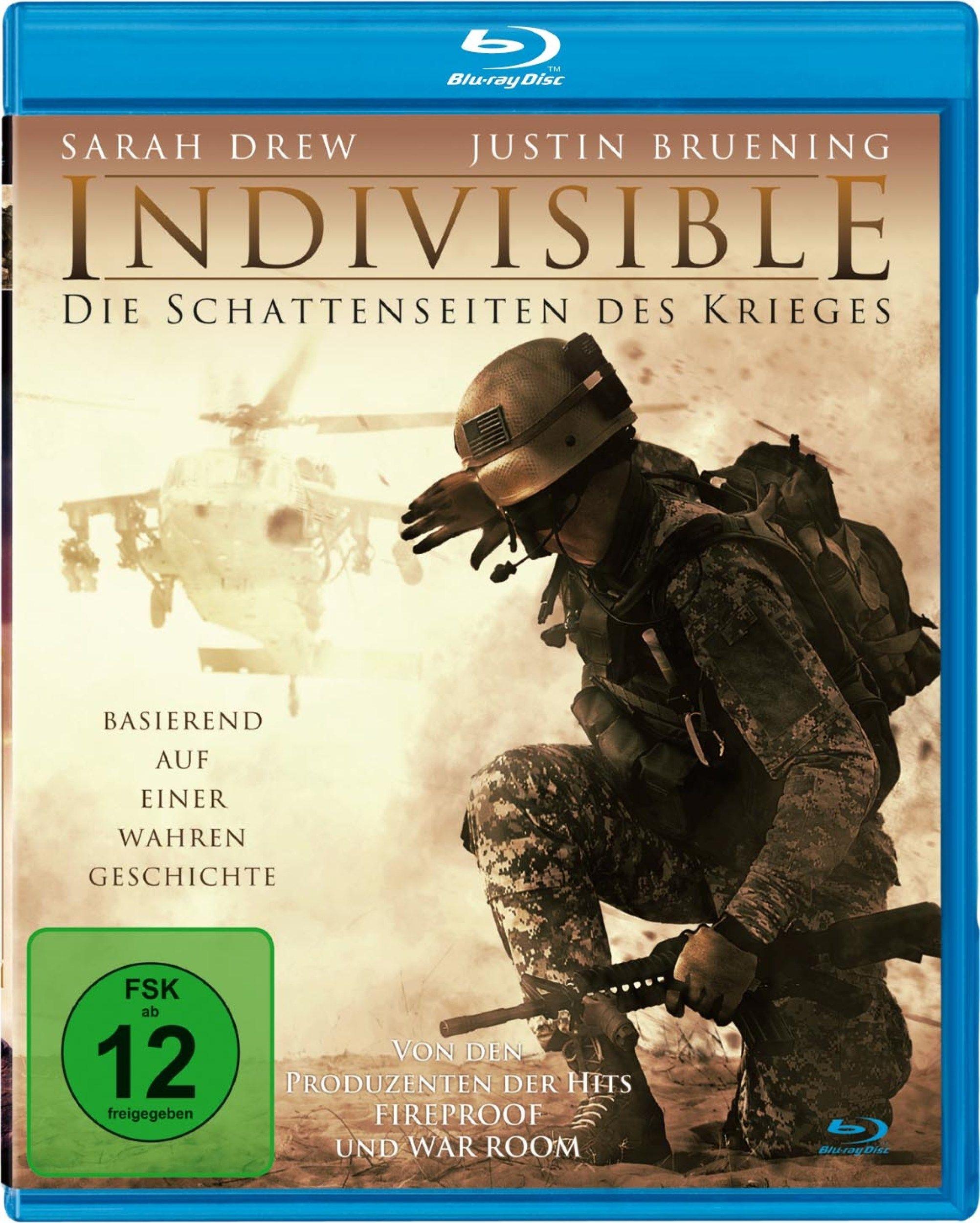 Indivisible - Die Schattenseiten des Krieges (BLURAY)